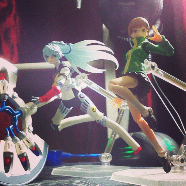 figma labyrs and chie