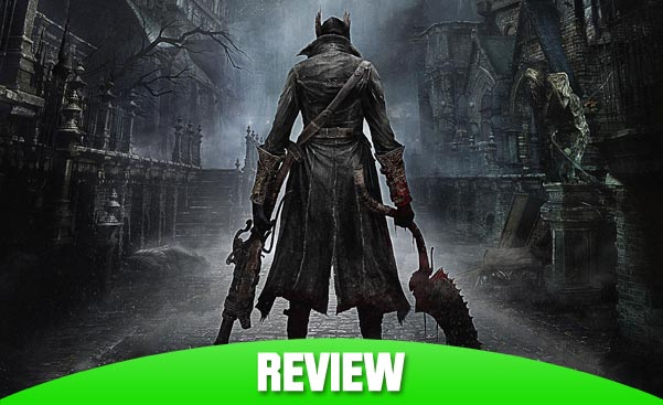 Bloodborne Review Cover