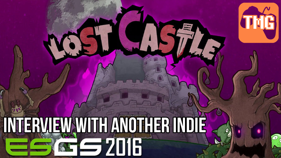 esgs 2016 another indie talks about lost castle - Violet Castle 2016