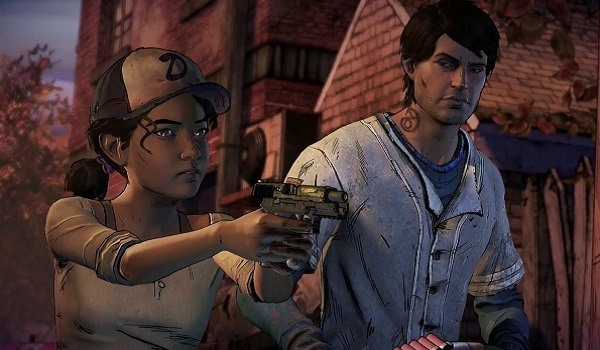 The Walking Dead: A New Frontier Screen-1