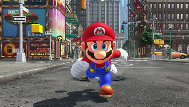 Super Mario Odyssey looks amazing, but Nintendo will need to build strong 3rd party support for the Switch to truly be considered a success.