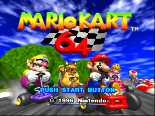 Mario Kart 64 was released on December 16, 1996 in Japan, then later released in the US on February 10, 1997