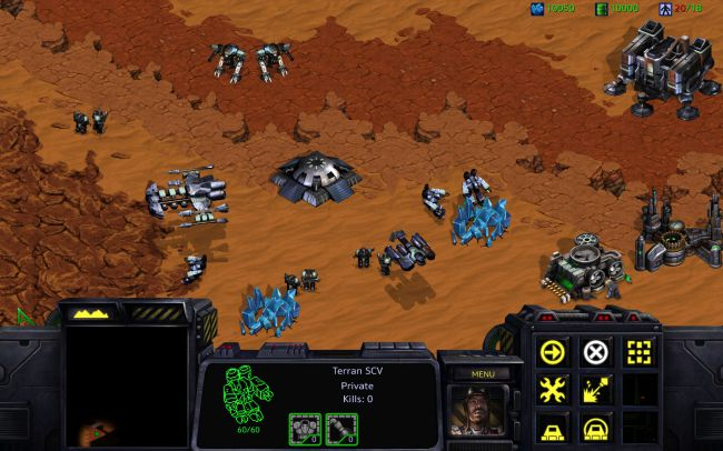 StarCraft Remastered Screenshot (After)