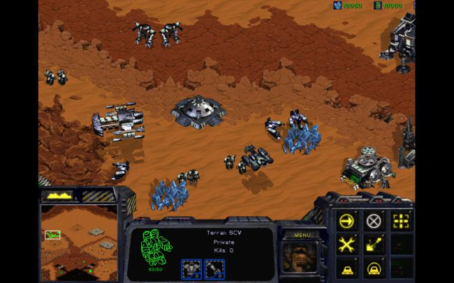 StarCraft: Brood War (Before)