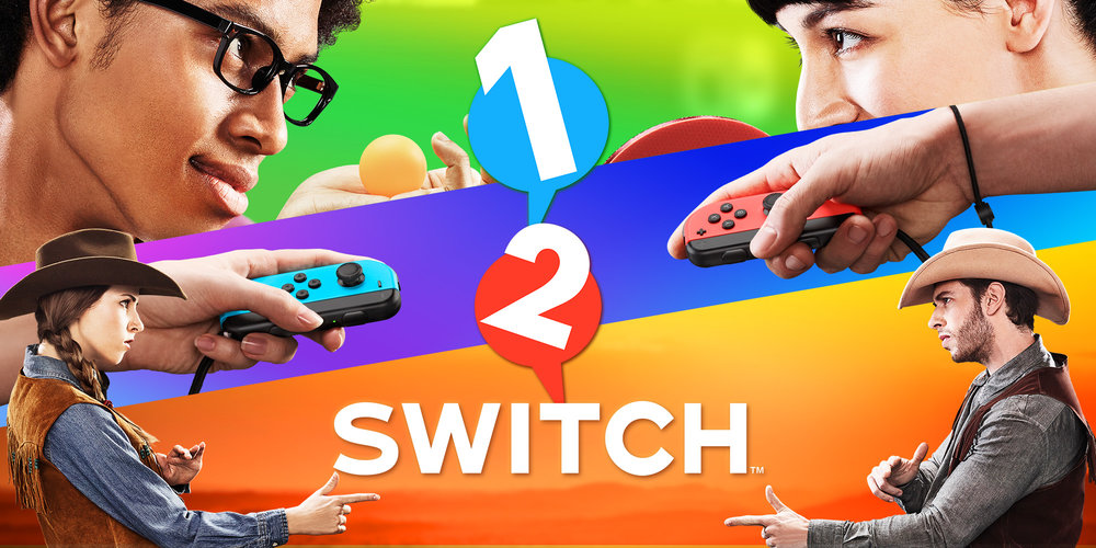 1-2 Switch Screenshot