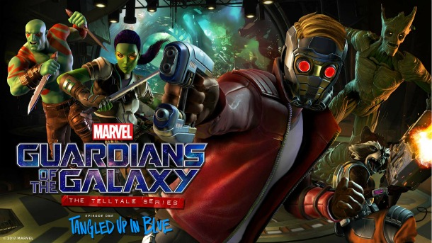 Guardian of the Galaxy: The Telltale Series Episode 1