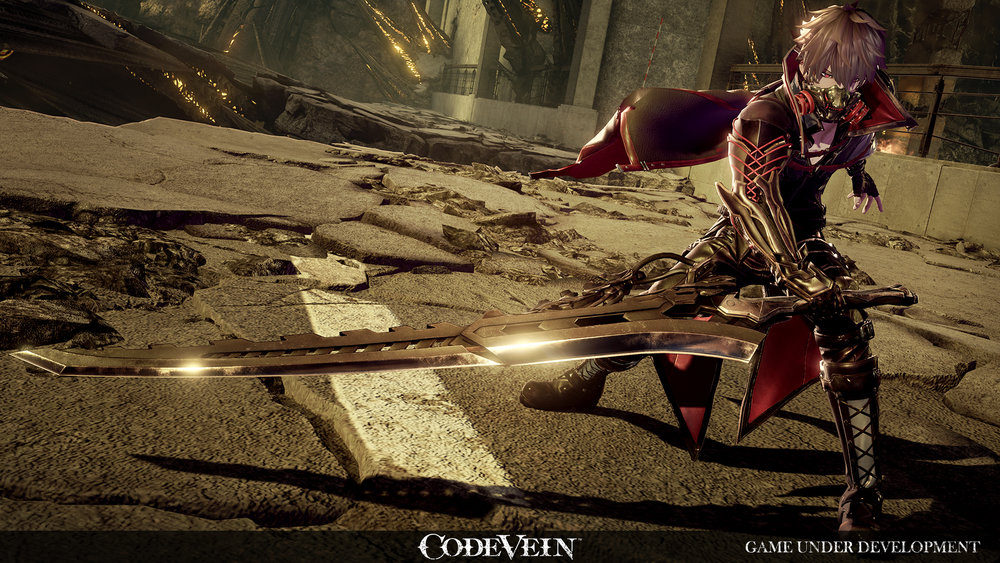 Code Vein Screenshot 01
