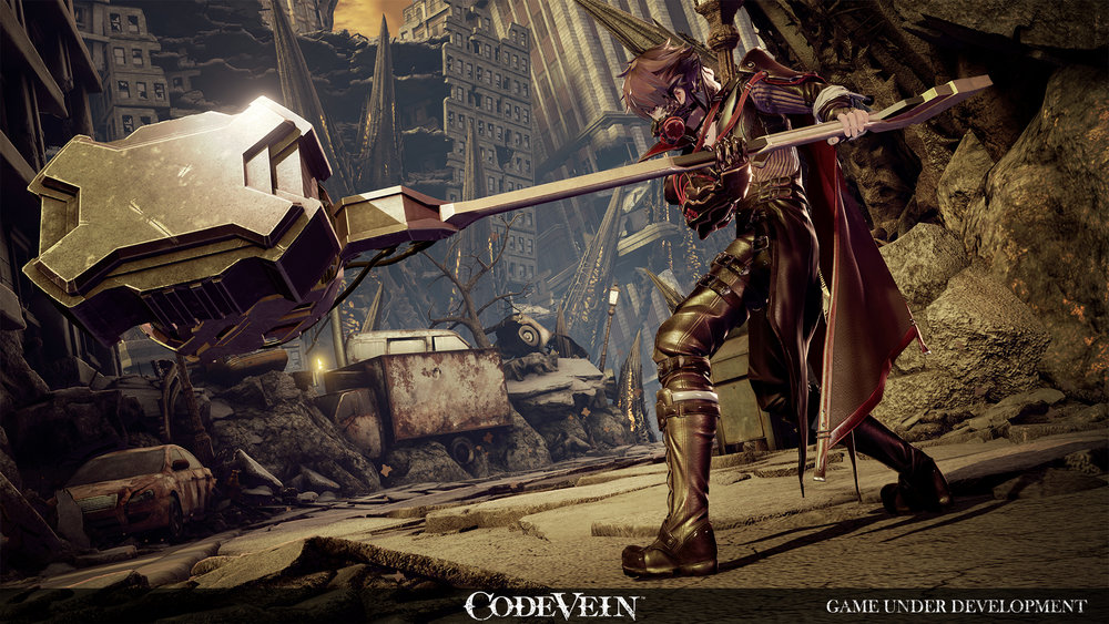 Code Vein Screenshot 04