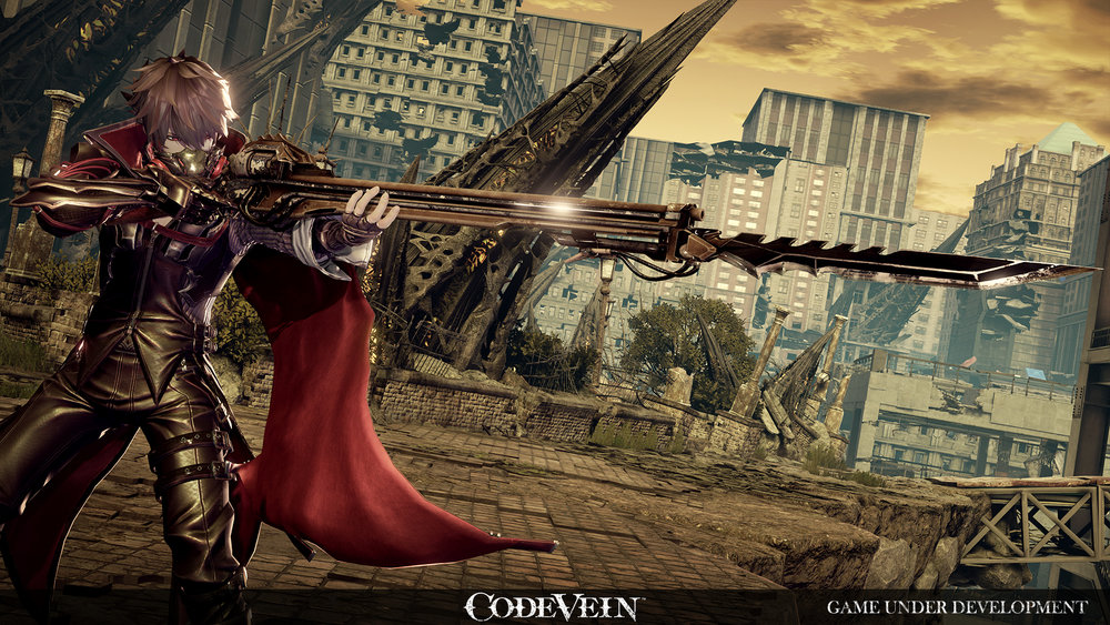 Code Vein Screenshot 03
