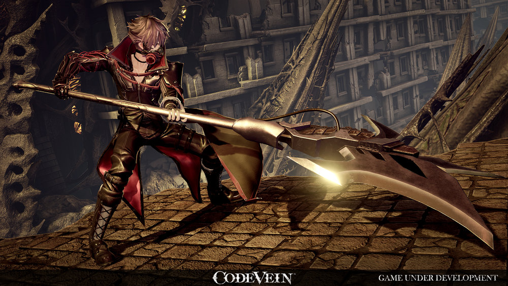 Code Vein Screenshot 05