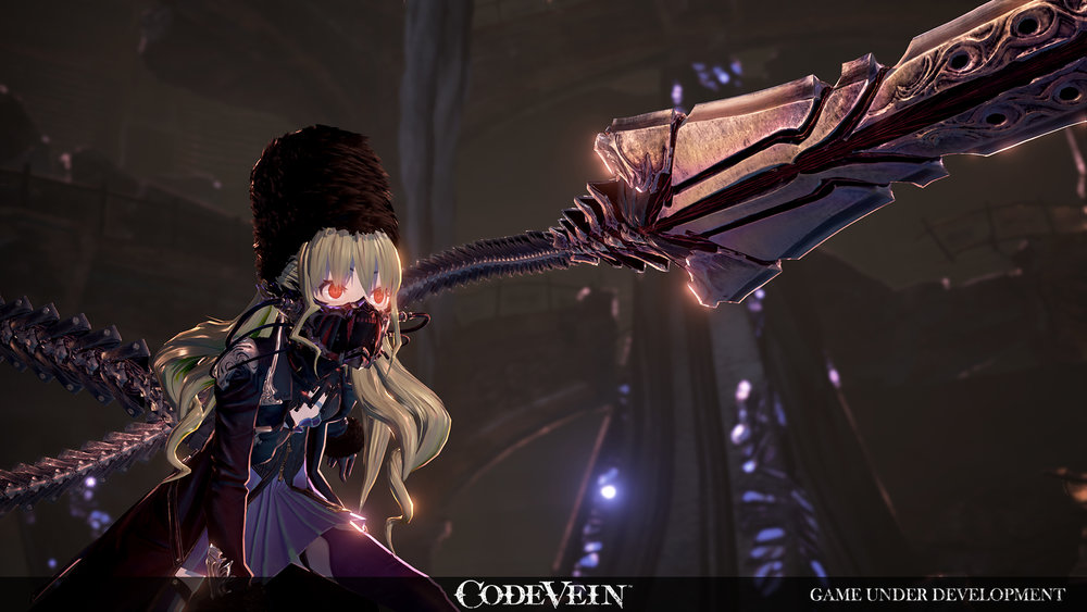 Code Vein Screenshot 08