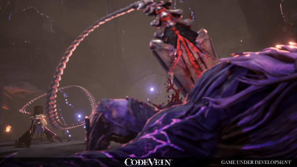 Code Vein Screenshot 09