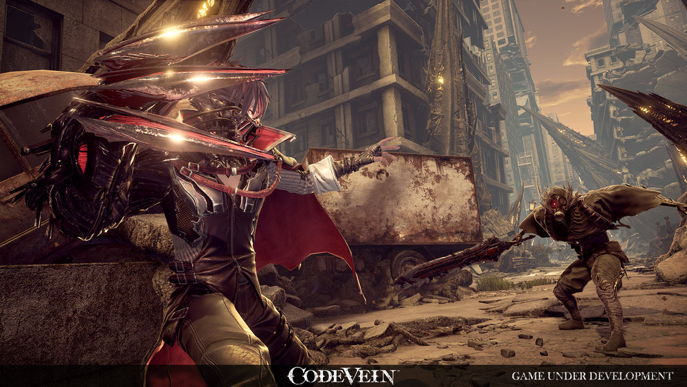 Code Vein Screenshot 10