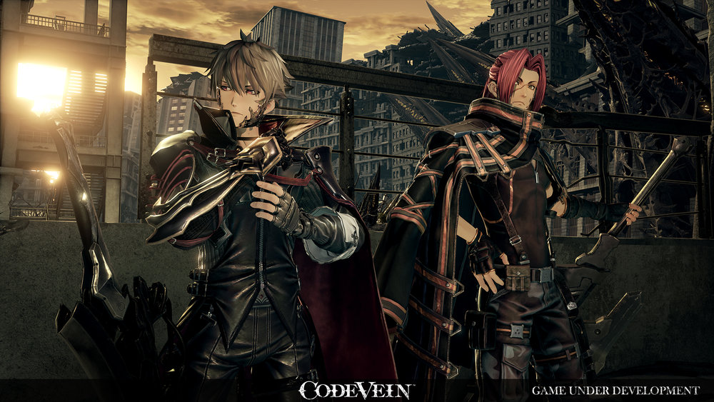 Code Vein Screenshot 14