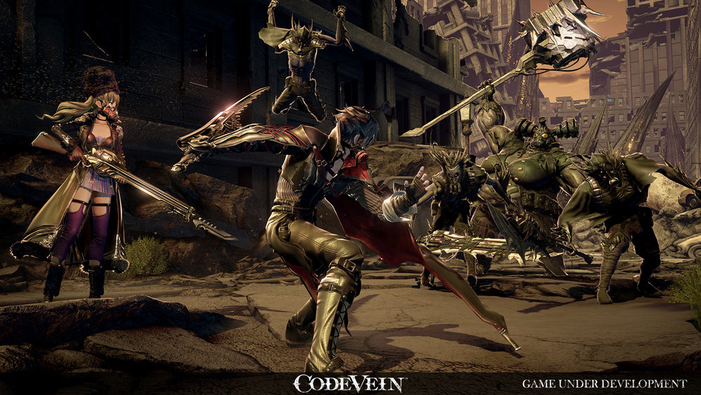 Code Vein Screenshot 15