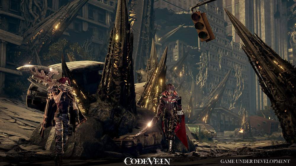 Code Vein Screenshot 16