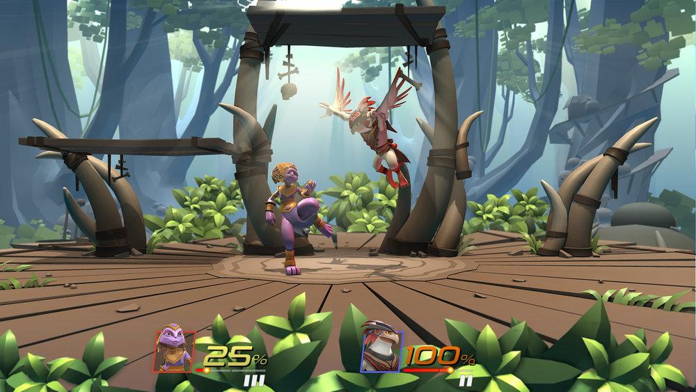 Brawl Out Screenshot 05