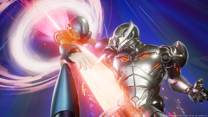 Marvel Vs Capcom Infinite Ultron