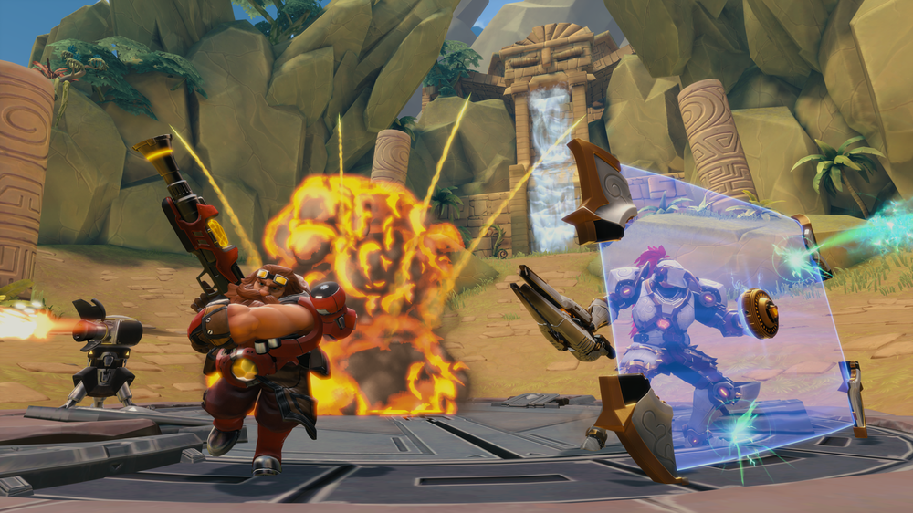 Team-Based shooter Paladins by Hi-Rez Studios
