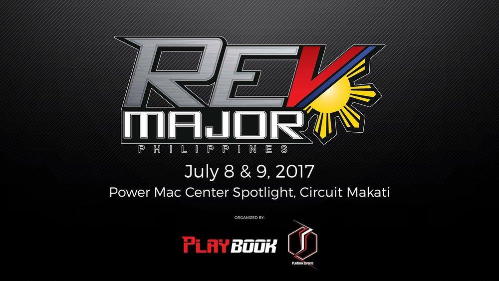 REV Major Philippines