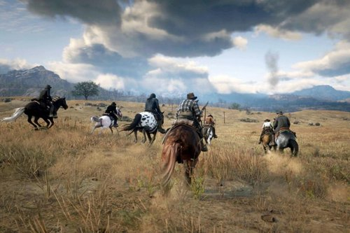 Red Dead Online - What We Know So Far — Too Much Gaming