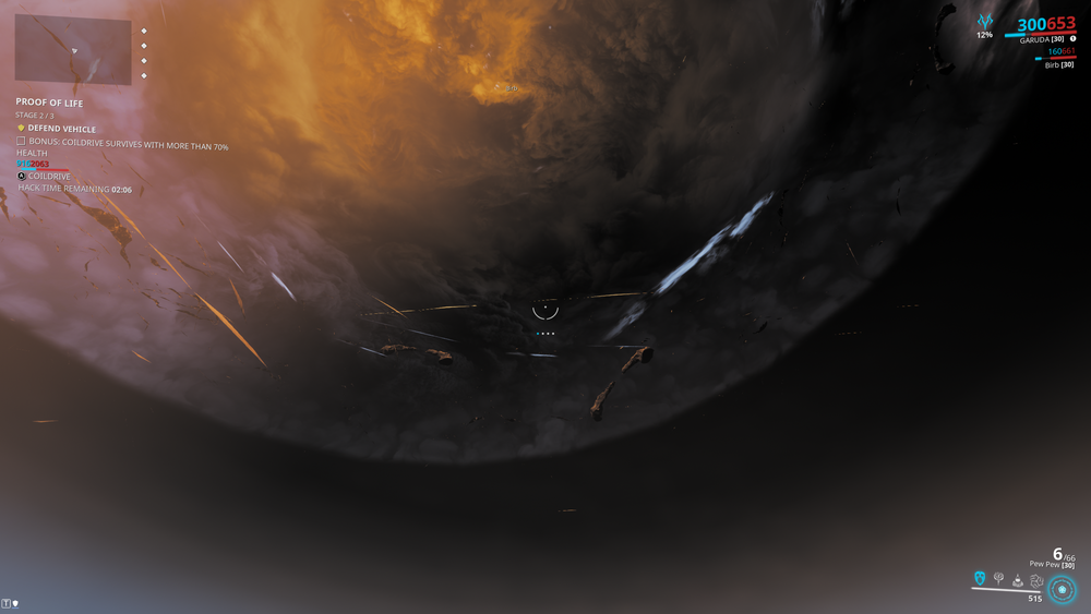 Hello darkness my old friend (i fell through the Orb Vallis)