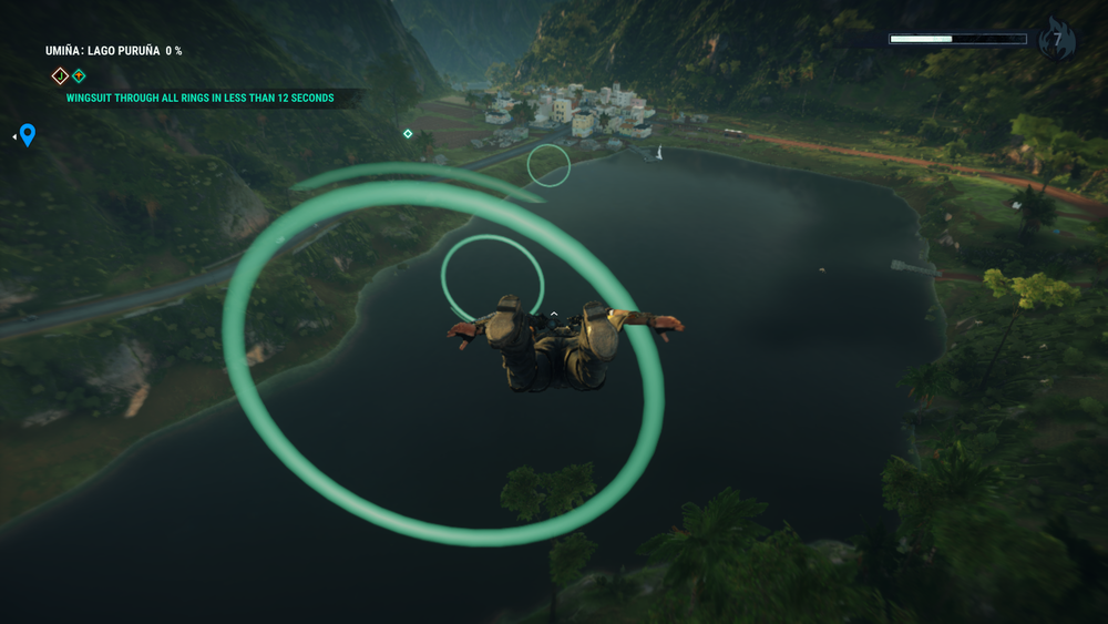 Just Cause 4 side missions.