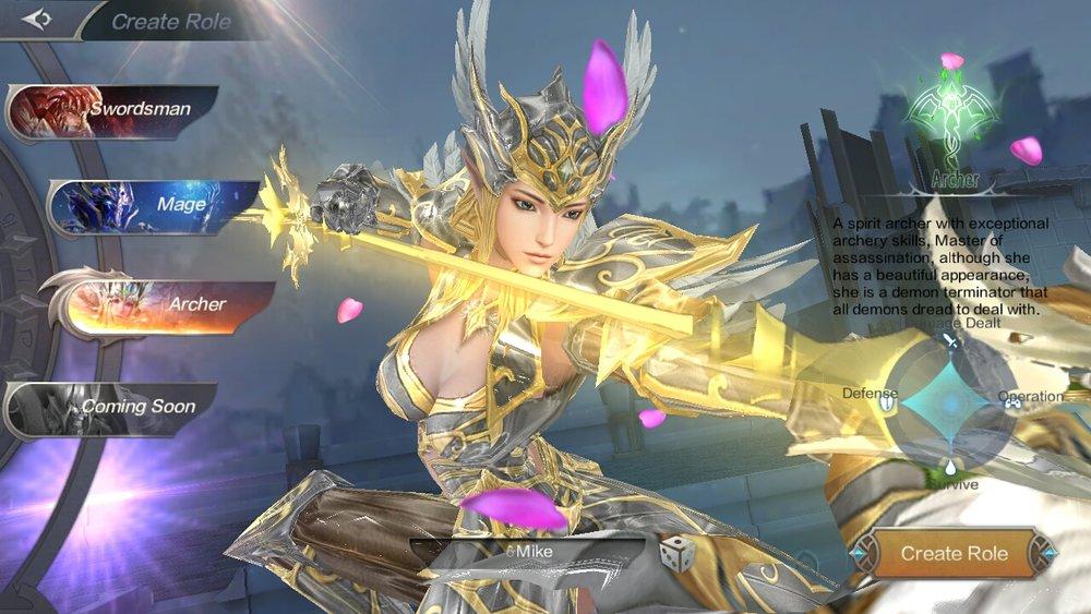 MU Online 2 gameplay.