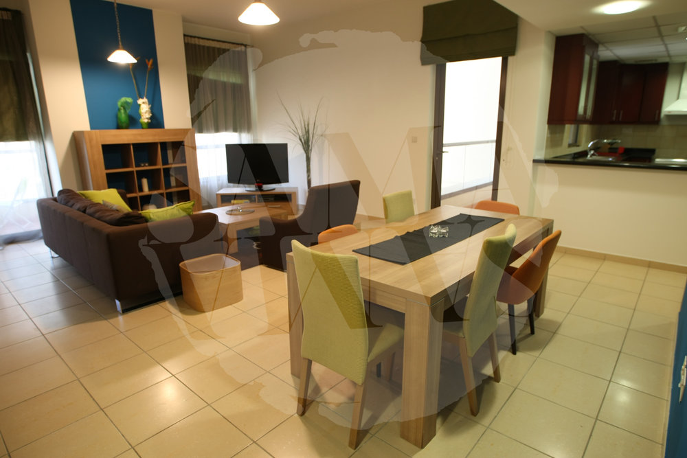 The apartment is stylishly and simply furnished to with everything to make your stay more comfortable