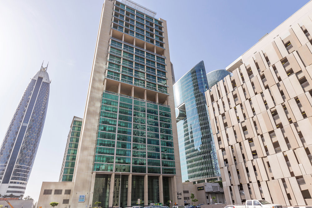 Liberty House is one of the iconic skyscrapers in the heart of Dubai and in a fantastic location to get around for business or leisure
