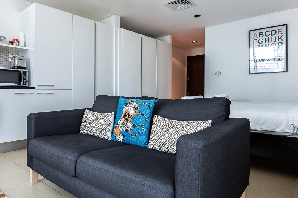 Enjoy the studio from all view points. Stay for business or leisure and make the most of that homey feeling you don't get in a hotel