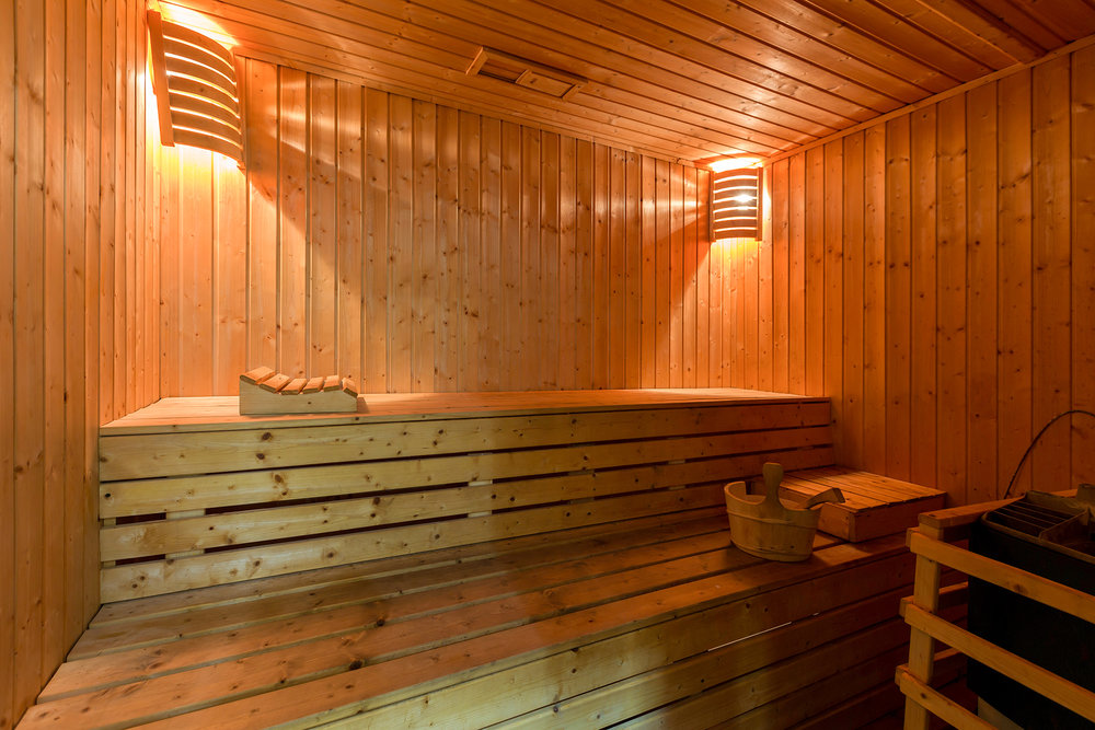 """Spend some """"me time"""" in this Sauna"""