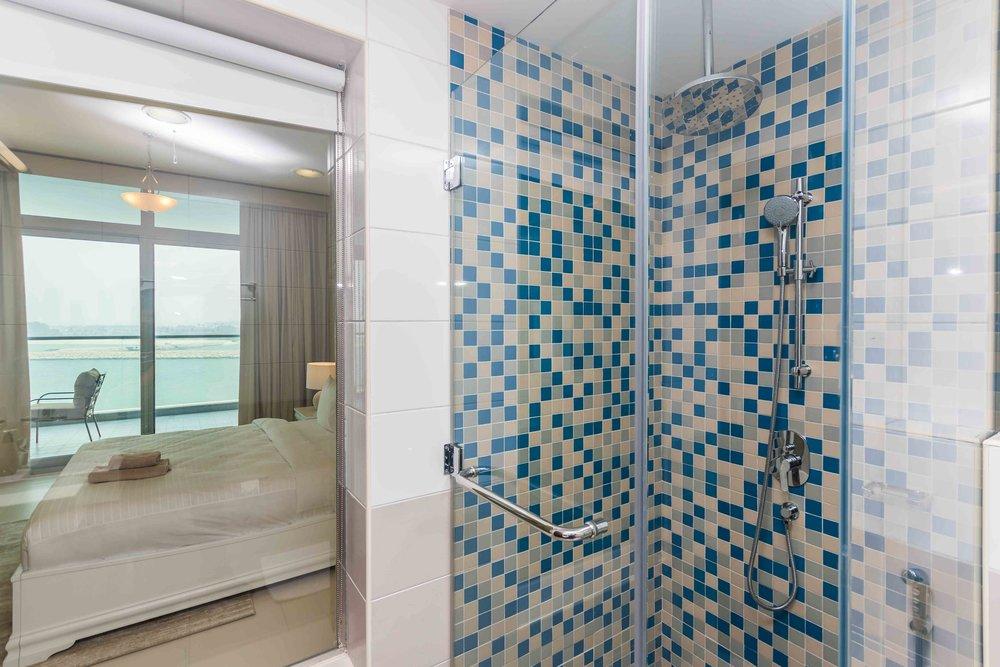 Comfortable en-suite complete with toiletries