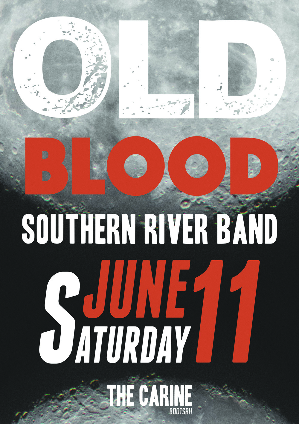 OLD BLOOD + SOUTHERN RIVER BAND @ THE CARINE