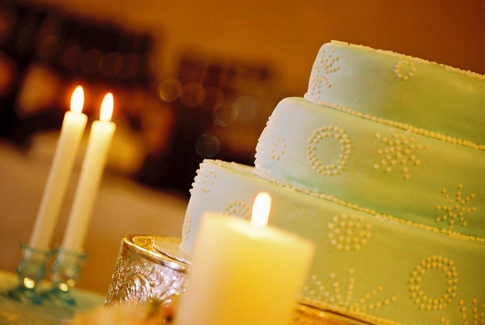 Wedding cake by Michael Sonsman
