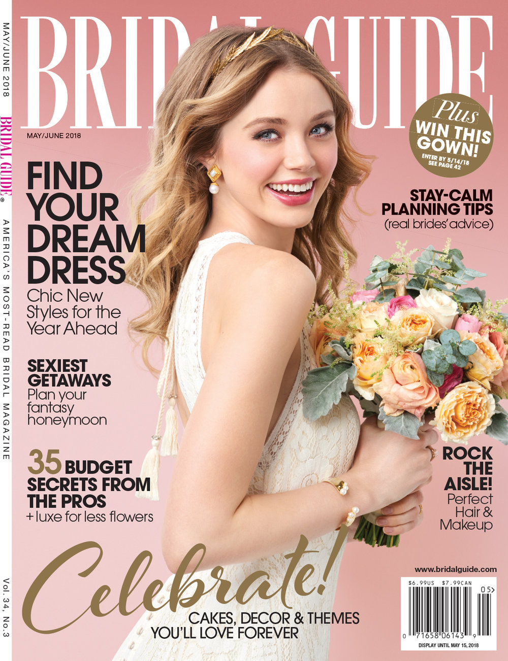 Bridal guide May.June 2018