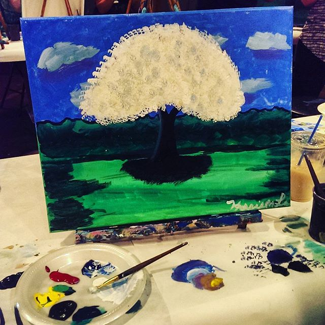 #art #painting #$20Tuesday #masterpiece @uptown_art_chandler