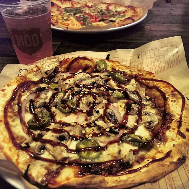 #mod #pizza #food