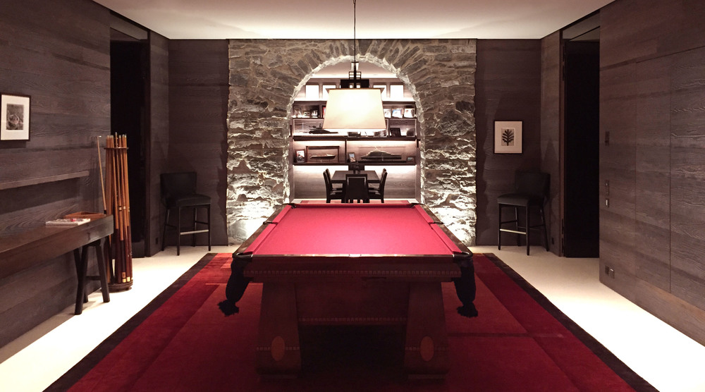 Geneva - Billiard