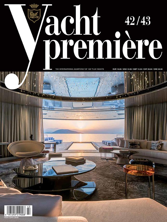 Yacht Premiere Presents SAVANNAH