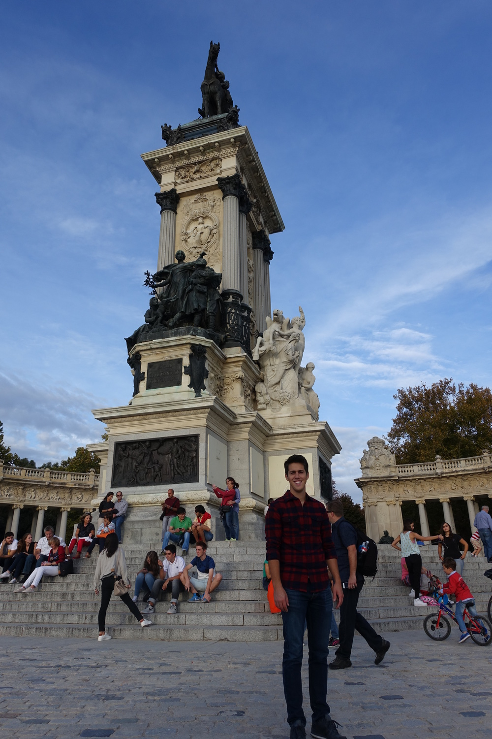 Just more sights of Retiro!