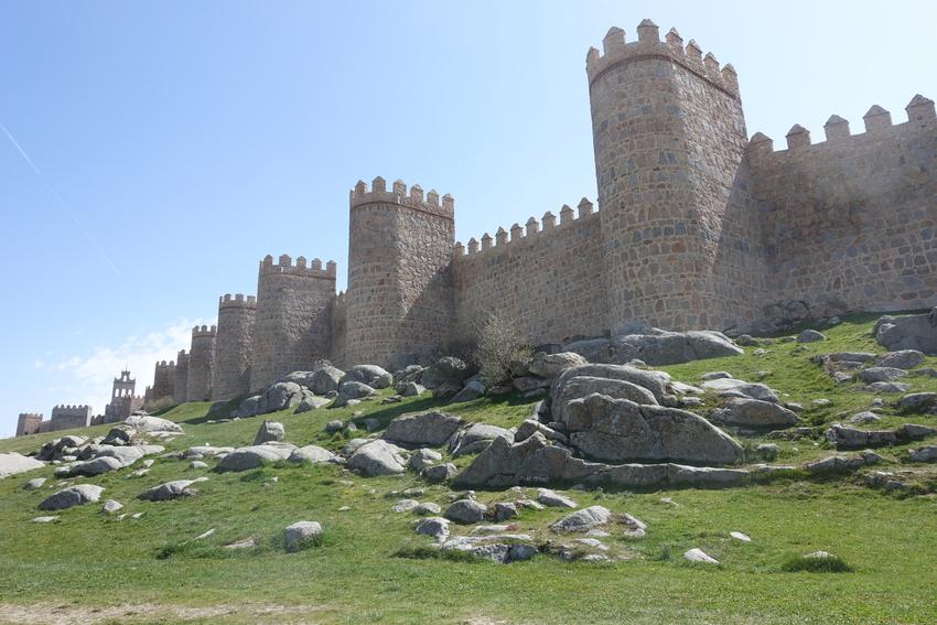 avila spain medieval city walls 16.jpg