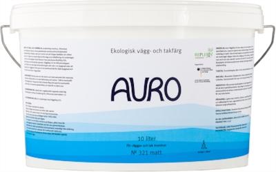 Ekologisk vägg- och takfärg utan plast och petrokemi, certifierat VOC-fri. För bra för att vara sant?