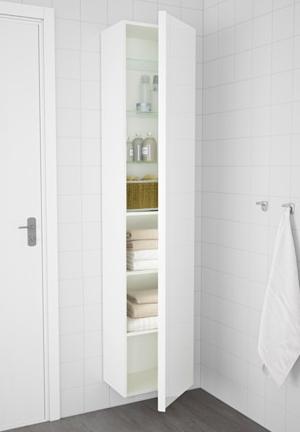 Vägghängda möbler och toaletter. Foto: Gustavsberg.