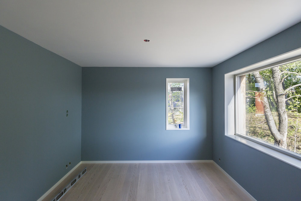 Och i master bedroom.
