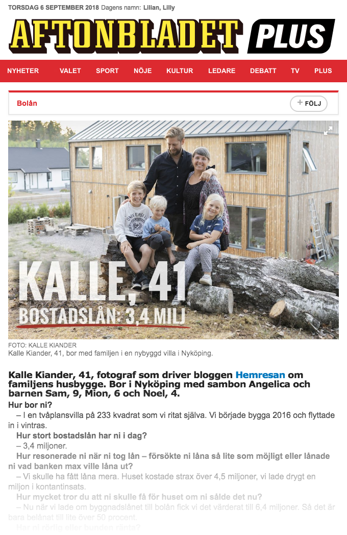 Aftonbladet Hemresan