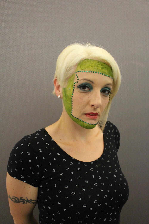 L'art de repousser les limites du maquillage selon Headventure Avenue