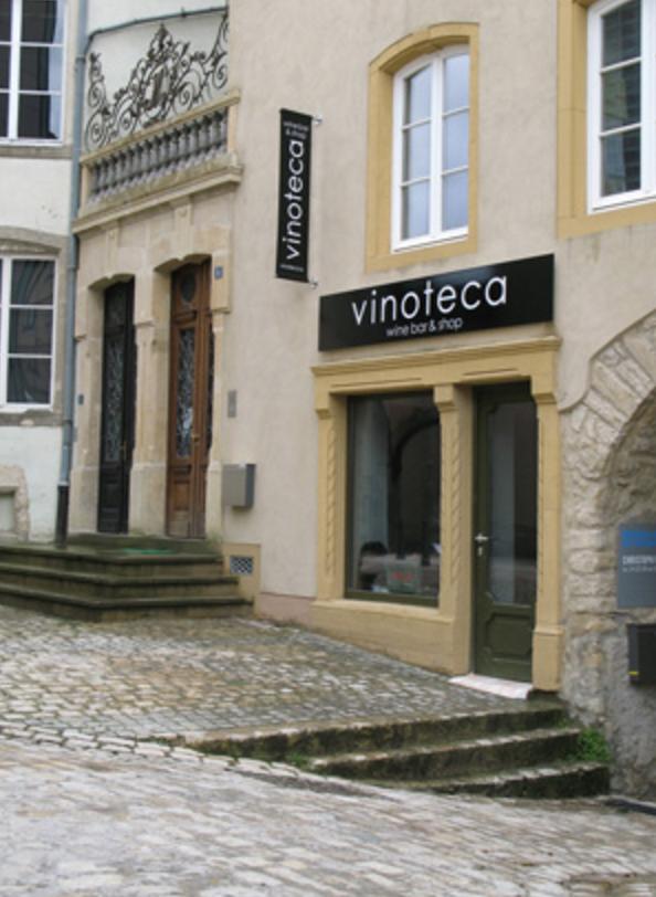 Le bar à vin La Vinoteca