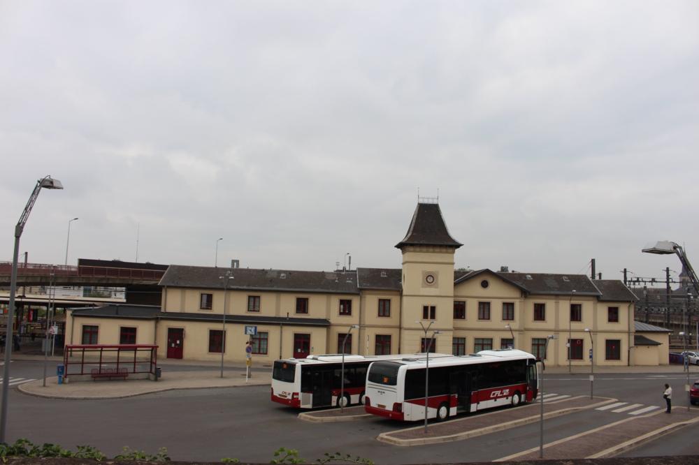 La gare de Bettembourg