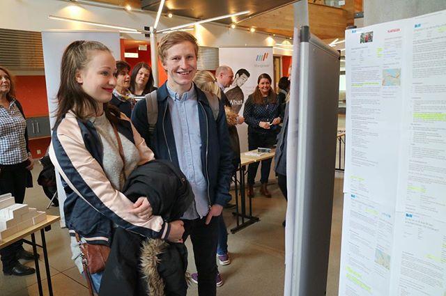Deltidsjobbmarkedet er i gang! På Studentsenteret kan du møte flere bedrifter på stand og sjekke ut ledige stillinger i Bergen 💼 Kanskje går du herfra med ny jobb..? 😃